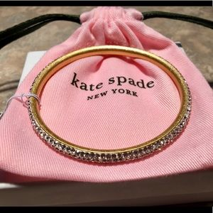 HOST PICK! Kate Spade Crystal Bangle Bracelet